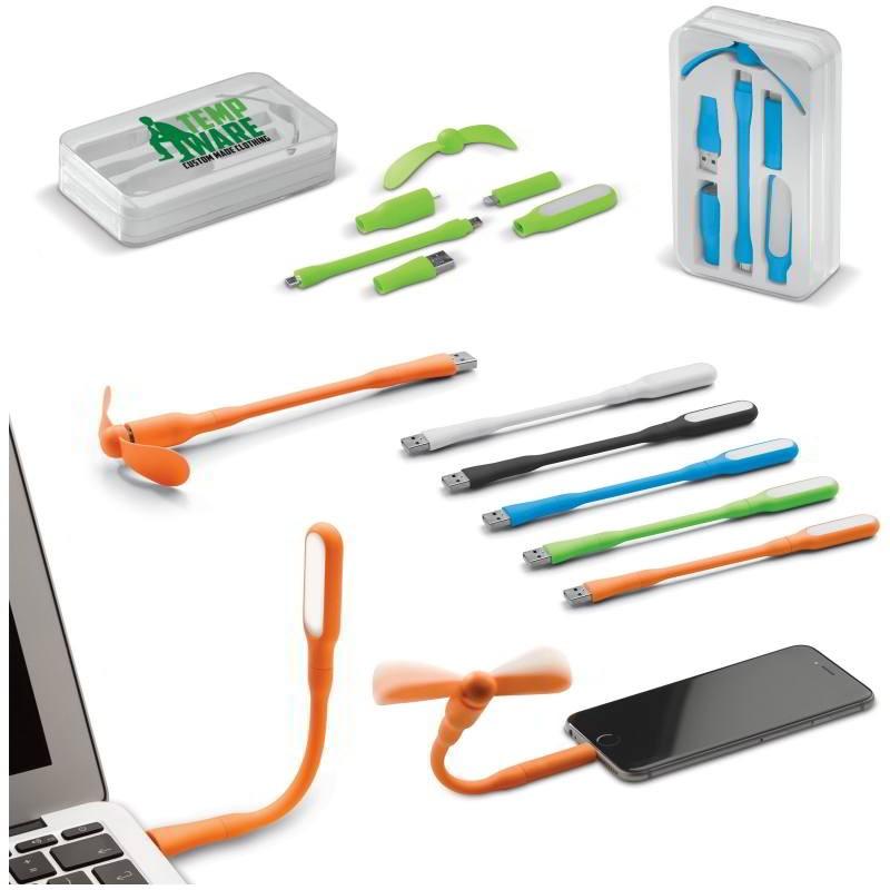 USB setje Plug-N-Play