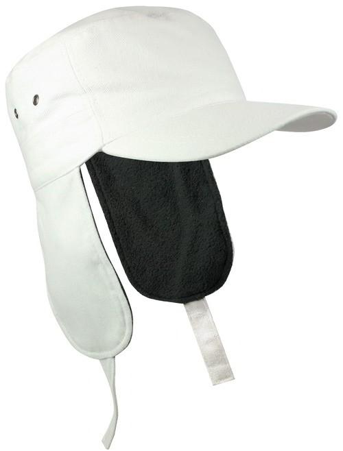Cap met oorwarmer
