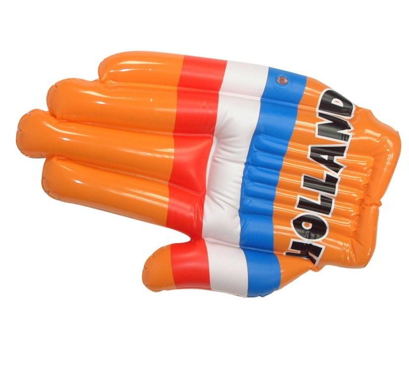 Holland Opblaas Hand