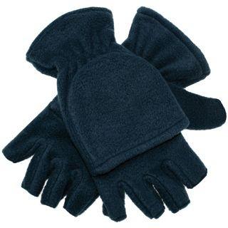 Halve vinger handschoenen