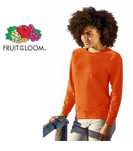 dames Sweater Fruit of the Loom