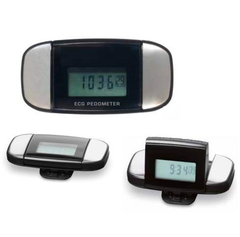 Stappenteller Hartslagmeter