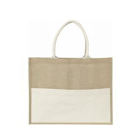 Jute Big-shopper tas