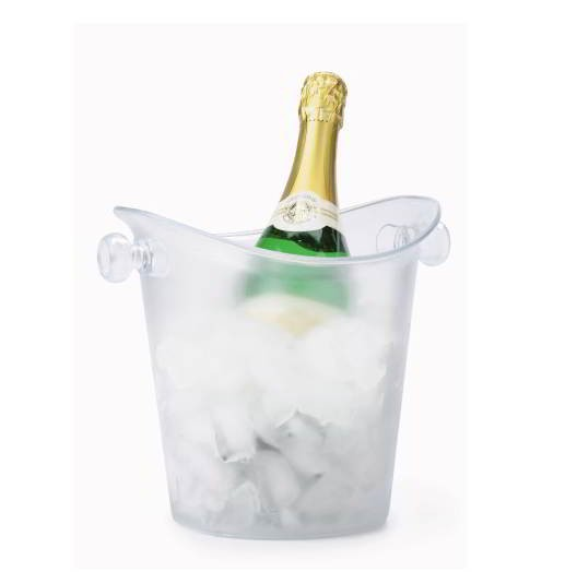 Champagnekoeler Kunststof