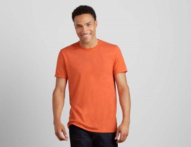 T-shirt SoftStyle Unisex Kleur