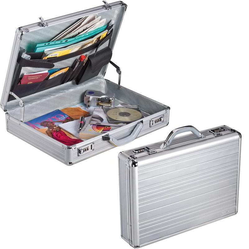 Koffer Attaché Alu