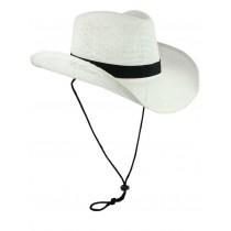 Cowboy Hoed Wit