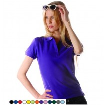 Dames Polo shirt Gratis borduren