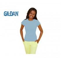 T-shirt Dames Colour