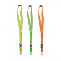 Lanyard Safety Neon