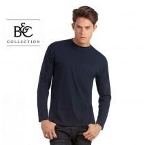 T-shirt Lange mouw B&C