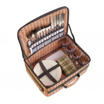 Picknickmand Compleet
