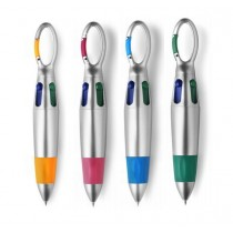 4 kleuren pen met haak