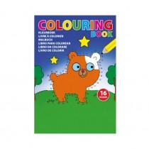 Kleurboek A5 kids