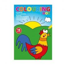Kleurboek A4 kids