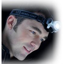 Hoofdlamp 8 LED