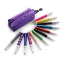 Stiften in etui