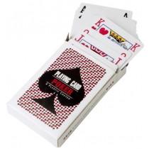 Speelkaarten in karton