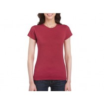 T-shirt SoftStyle Dames Kleur