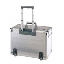 Aluminium Pilotenkoffer Trolley