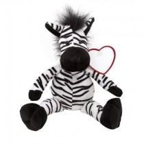 Pluche Zebra