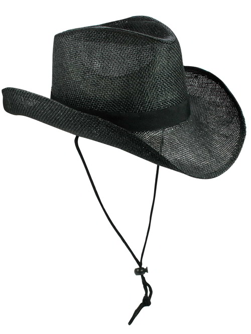 Cowboy Hoed Zwart
