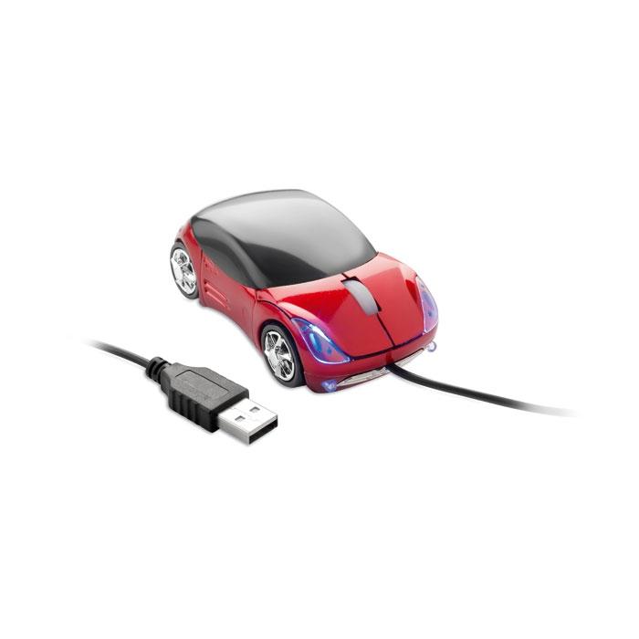 Computermuis Auto