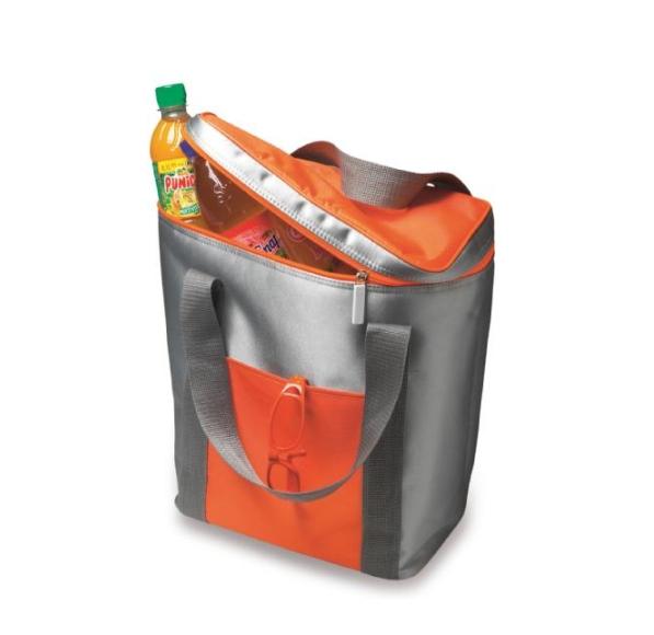 Koeltas die geschikt is voor 6 flessen van 1,5 liter. met voor  en achtervak.     bestellen : u kunt onder de ...