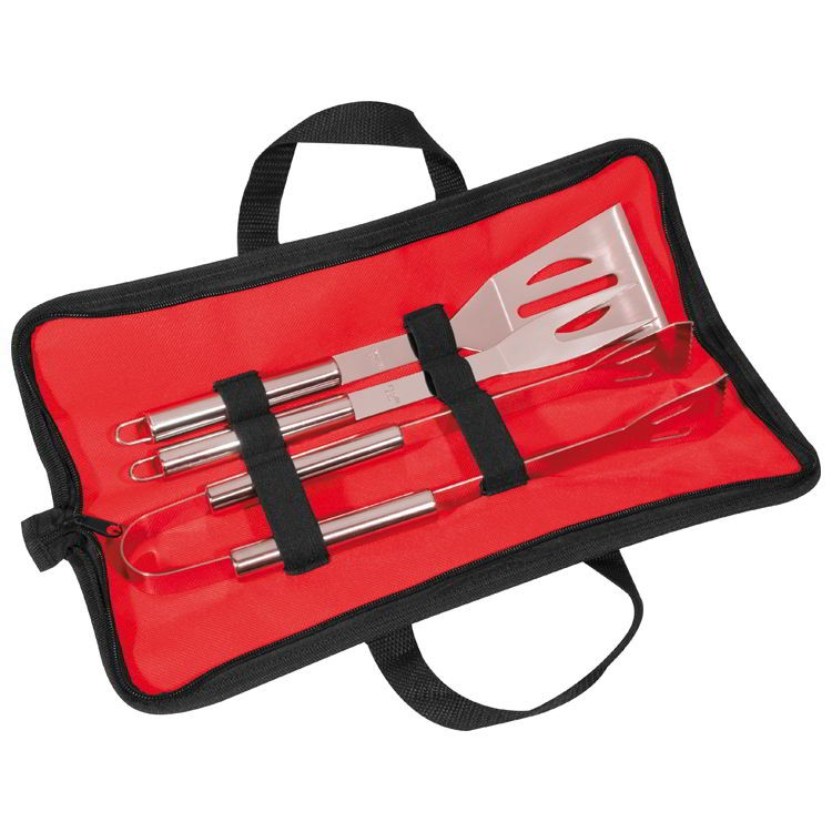 BBQ set in etui