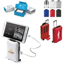 Powerbank Speaker Trolley Koffer