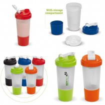 Shaker met Compartiment