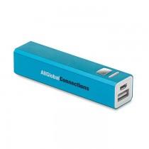 Powerbank Alu 2200 mAh