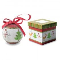 Kerstbal Sweety