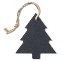 Kerstboomhanger Leisteen Boom