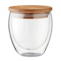 Luxe Drinkglas met Deksel