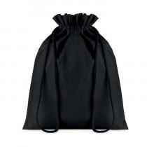 Geschenkzakje Medium Zwart