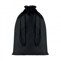 Geschenkzakje Large Zwart