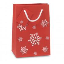 Geschenktas Kerst Papier Maat S