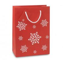 Geschenktas Kerst Papier Maat M