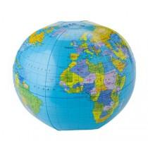 Strandbal Globe Wereldbol