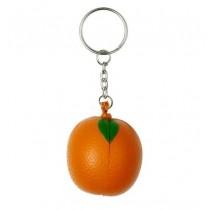 Sinasappel sleutelhanger