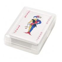 Speelkaarten in doosje