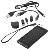 Solar GSM oplader