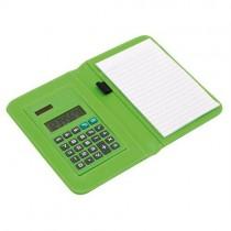 Schrijfmap mini met Calculator